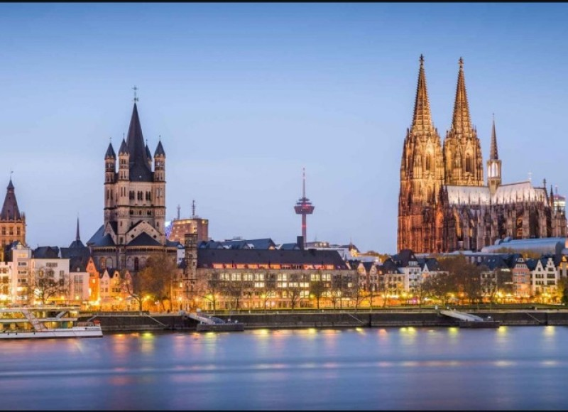 The world meets in Cologne- en