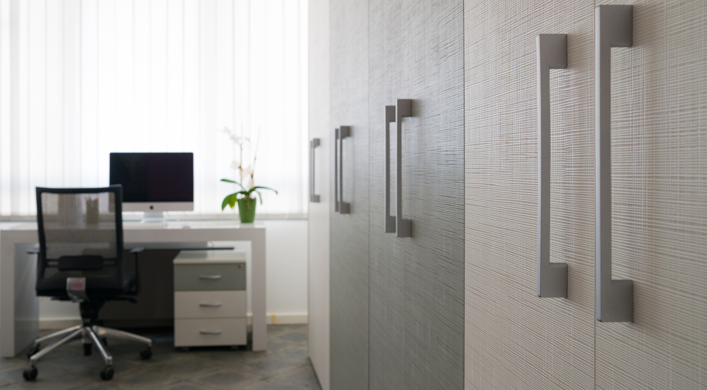 Voice Tec Panels for Furnishing